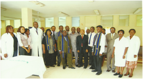 UIAA/UNTH Sickle Cell Partenership